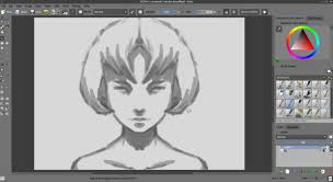 Paint Selector by Getting Started With Krita 1 3 David Revoy