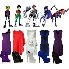 Teen Titans Raven Halloween Costume 134 Teen Titans Images Drawings Young Justice