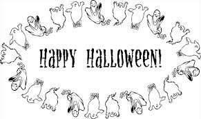 printable free happy halloween bat pages getcoloringpagescom