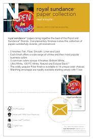 resume paper white or ivory royal sundance papers neenah paper royal sundance papers product information sheet