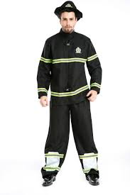 Halloween Costumes Firefighter Mens Firefighter Costume Promotion Shop Promotional Mens