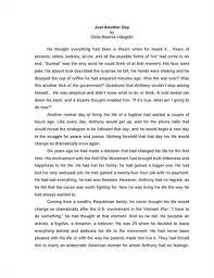 Essay Narrative Essays Examples Narrative Essay Introduction