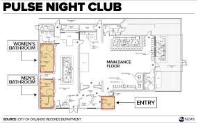 Empire State Building Floor Plans Three Hours Of Horror Inside The Orlando Nightclub Massacre Abc