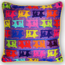 Home Decor Online Stores India by Pop Taxis Poli Dupion Cushion Cover From The Exclusive Home Decor