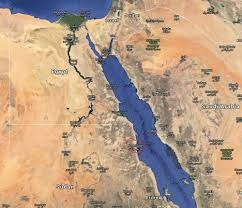 Map Of The Red Sea Flats Fishing The Unexplored Coast Of The Red Sea Sport Fishing