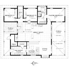 French Style Floor Plans Country Design House Plans Hahnow