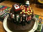 Image result for left 4 dead cake