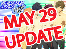 Swimming Anime Dating Sim  Updates Only Version by fifthdimensional