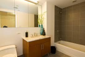 bathroom remodel on a budget ideas rectangular white wooden vanity