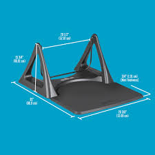 Standing Desk Mats by Standing Floor Mat Activemat Rocker Varidesk Standing Desks