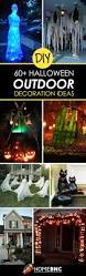illuminated halloween decorations 50 best diy halloween outdoor decorations for 2017