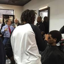 barber shop on m tuny