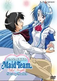 Hanaukyo Maid Team La Verite Sub Español