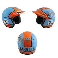 open face motocross helmet troy lee designs steve mcqueen open face helmet p2632 4820 image