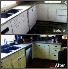Kitchen Cabinet Refacing Diy by Kitchen Cabinet Refacing The Happy Housewife Home Management