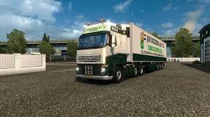2009 volvo truck volvo fh16 2009 jan deckers 1 22 2 8 euro truck simulator 2 mods