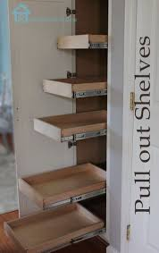 roll out pantry shelves 103 enchanting ideas with pull out pantry