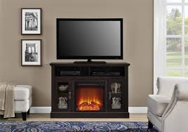 50 Electric Fireplace by Ameriwood Furniture Chicago Electric Fireplace Tv Console For