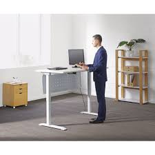 business sit u0026 stand desks officeworks