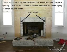 Canadian Woodworking Magazine by Fireplace Surrounds Canadian Woodworking Magazine How To Build A