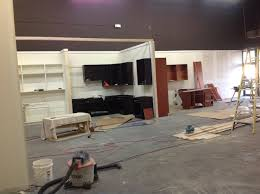 Kitchen Cabinets Showroom Blog A Week Away From The Opening Of Cream City Cabinets Showroom