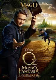 Oz Un Mundo De Fantasia (2013) [Vose]