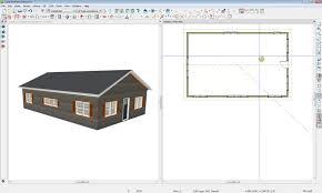 Home Designer Pro Viewer Using The Extend Slope Downward Option
