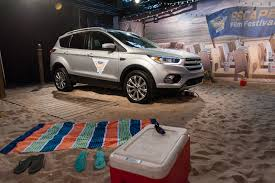 Ford Escape Sport - 2017 ford escape ford media center