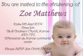 Invite Cards Interesting Christening Invite Cards 61 In Baptismal Invitation