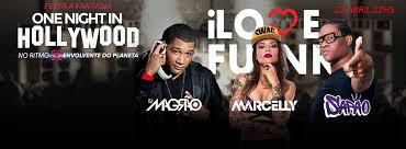 Funk carioca na melhor Festa a Fantasia do estado - Na Balada
