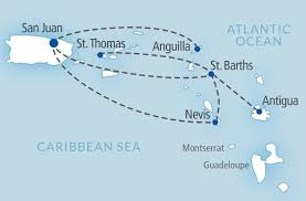 Caribbean Sea On Map by Caribbean Charter Flights Private Jets Tradewind Aviation