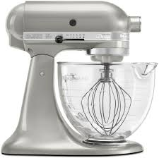 Kitchenaid Stand Mixer Sale by Kitchenaid Mixer Artisan 5 Quart Glass Bowl Mixer Sugar Pearl