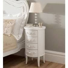 Vintage White Bedroom Furniture Bedroom Furniture Nightstands Bedside Tables White French
