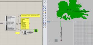 Lat Long Map Calibrate Lat Long With Elevation Data That U0027s In Metres Using