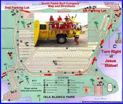 Florida Shark Attack Map by Texas Surfing Lessons Camps Surf Cam South Padre Island Texas