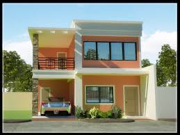 Small Affordable Homes Architecture Two Storey House Designs And Floor Affordable Two