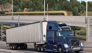 american volvo trucks volvo vnl 670 truck v 1 1 american truck simulator mod ats mod