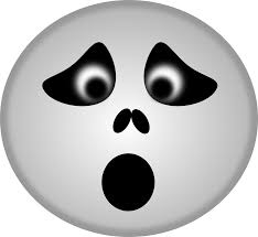 halloween vector art ghost smiley free halloween vector clipart illustration