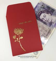 Lucky Color Of The Year 2017 Chinese Lucky Money Envelope Using Gift Bag Punch Board