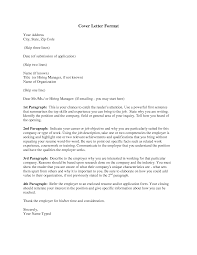 How To Make The Best Resume And Cover Letter          Sample Body of Cover Letter  M
