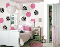 cool lamps decorating ideas luminous teen room decor ideas cool create a fun zebra print look in a girls room with this wall pops wall decals kit this kit contains eight go wild zebra dots and ten flirt pink dots that