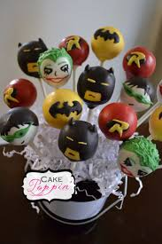 Cake Pops Halloween Ideas by Best 25 Batman Cake Pops Ideas On Pinterest Superhero Cake Pops