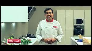 sleek modular kitchen review by sanjeev kapoor youtube