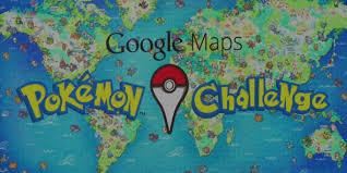 Fgoogle Maps Google Maps Is Taken Over By Pokémon In April Fools U0027 Prank Huffpost