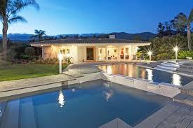 Pool Guest House Resort Style Living In Santa Barbara U2013 1018 Via Los Padres Santa