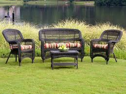 White Wicker Outdoor Patio Furniture by Patio 42 Resin Wicker Patio Furniture Outdoor White Wicker