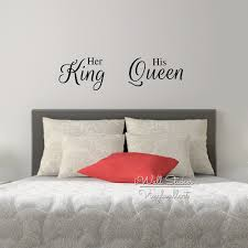 her king his queen quote wall sticker love quote wall decal cheap stickers magic buy quality sticker eyeshadow directly from china sticker automotive suppliers her king his queen quote wall sticker love quote wall