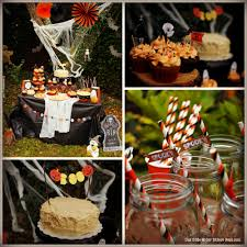 pre halloween party