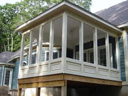 shed roof screen porch plans screened in porch plans to build or