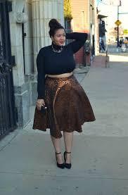 Plus Size Cropped Cardigan 15 Trendy Ways To Wear A Cropped Sweater 2017 Fashiontasty Com